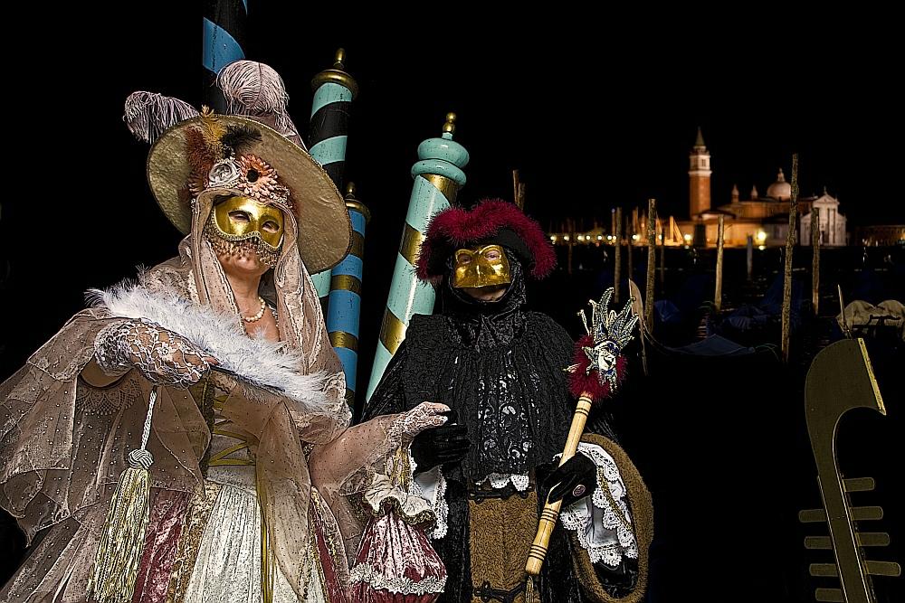 Venezianische Messe -6-