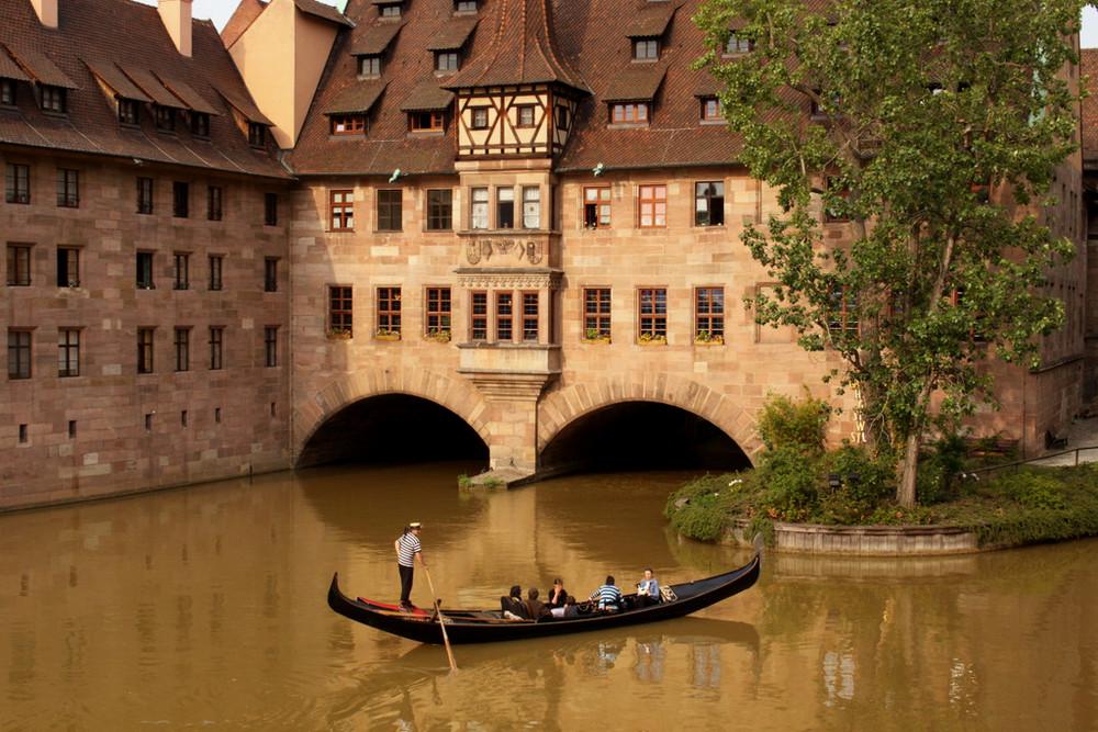 Venezianischer Flair in Nürnberg