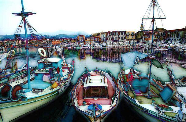 venezianischer Hafen