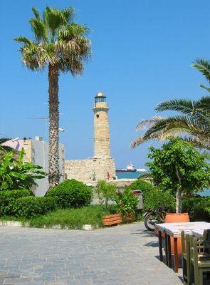 Venezianischer Leuchtturm