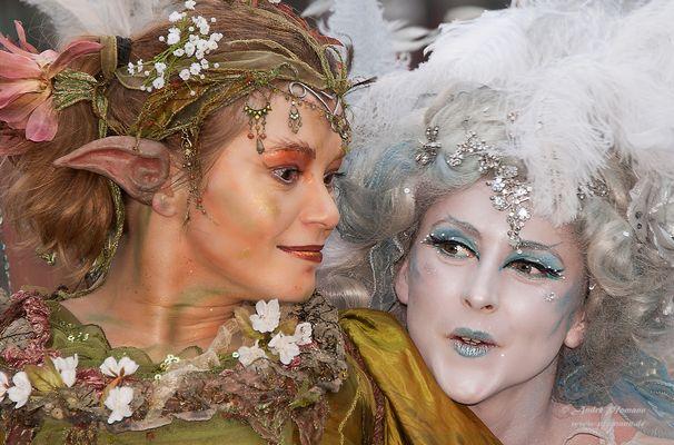 Venezianischer Maskenzauber 2012...
