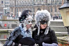 Venezianischer Maskenzauber 2014