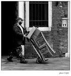 Venezianischer Transportunternehmer