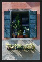 Venezianisches Fenster IV
