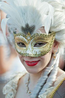 Veneziansiche Maske 2