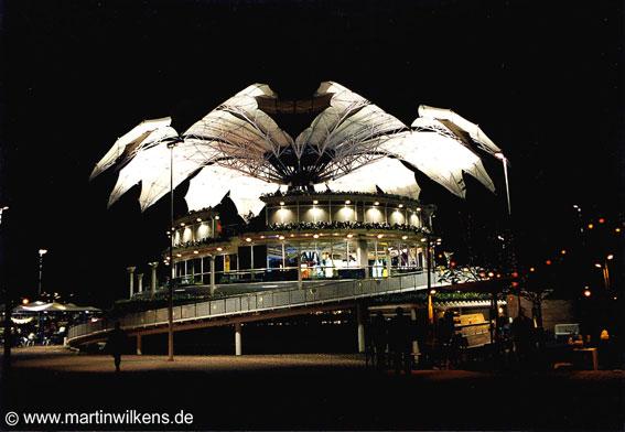 Venezuela Pavillon auf der EXPO 2000 in Hannover