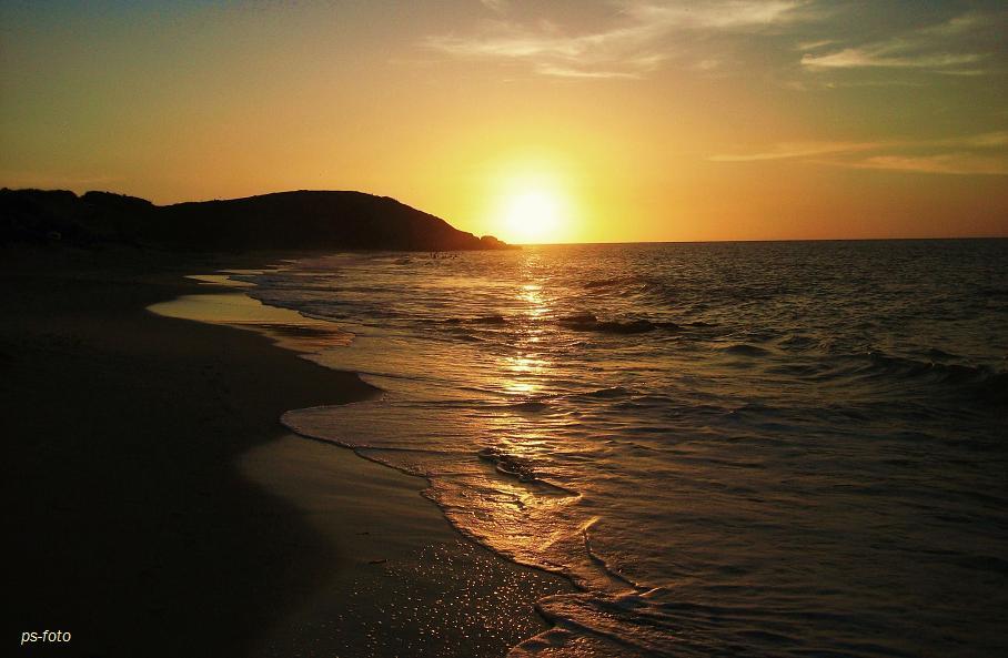 Venezuela-Sonnenuntergang