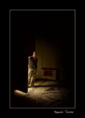 Vengo de la luz (para Die Mohnblumen)
