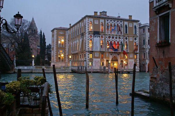 Venice . . .