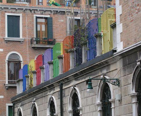 Venice colours