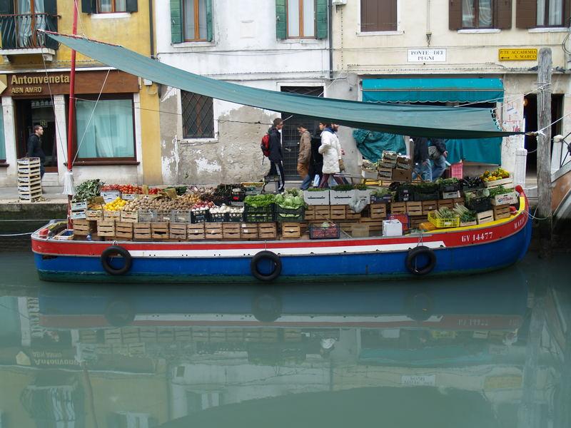 Venice - Market