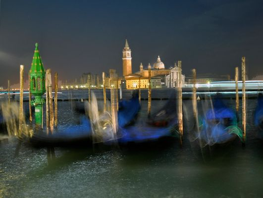 Venice The Night