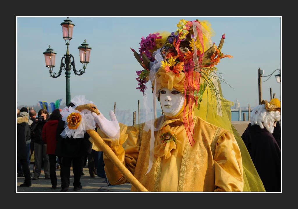 Venise au temps du carnaval