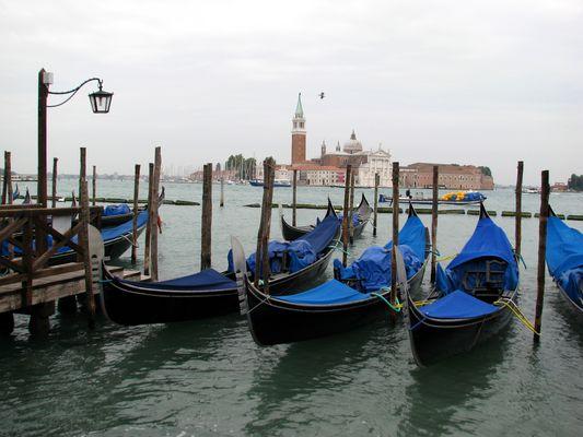 Venise et ses gondoles !