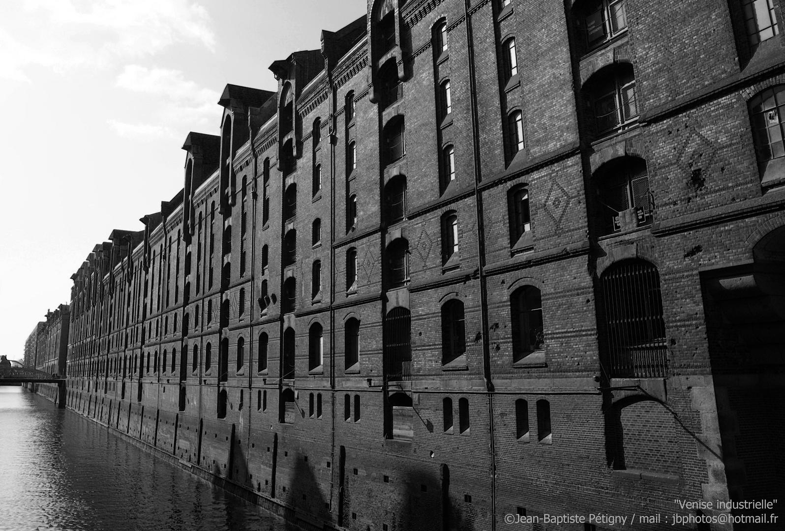 Venise industrielle