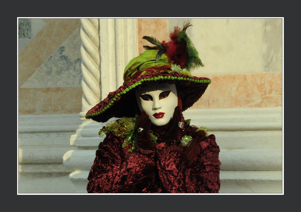 Venise l'instant du carnaval