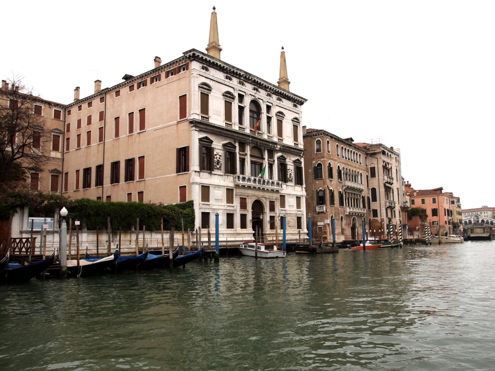 Venise Palazzo Popodopoli