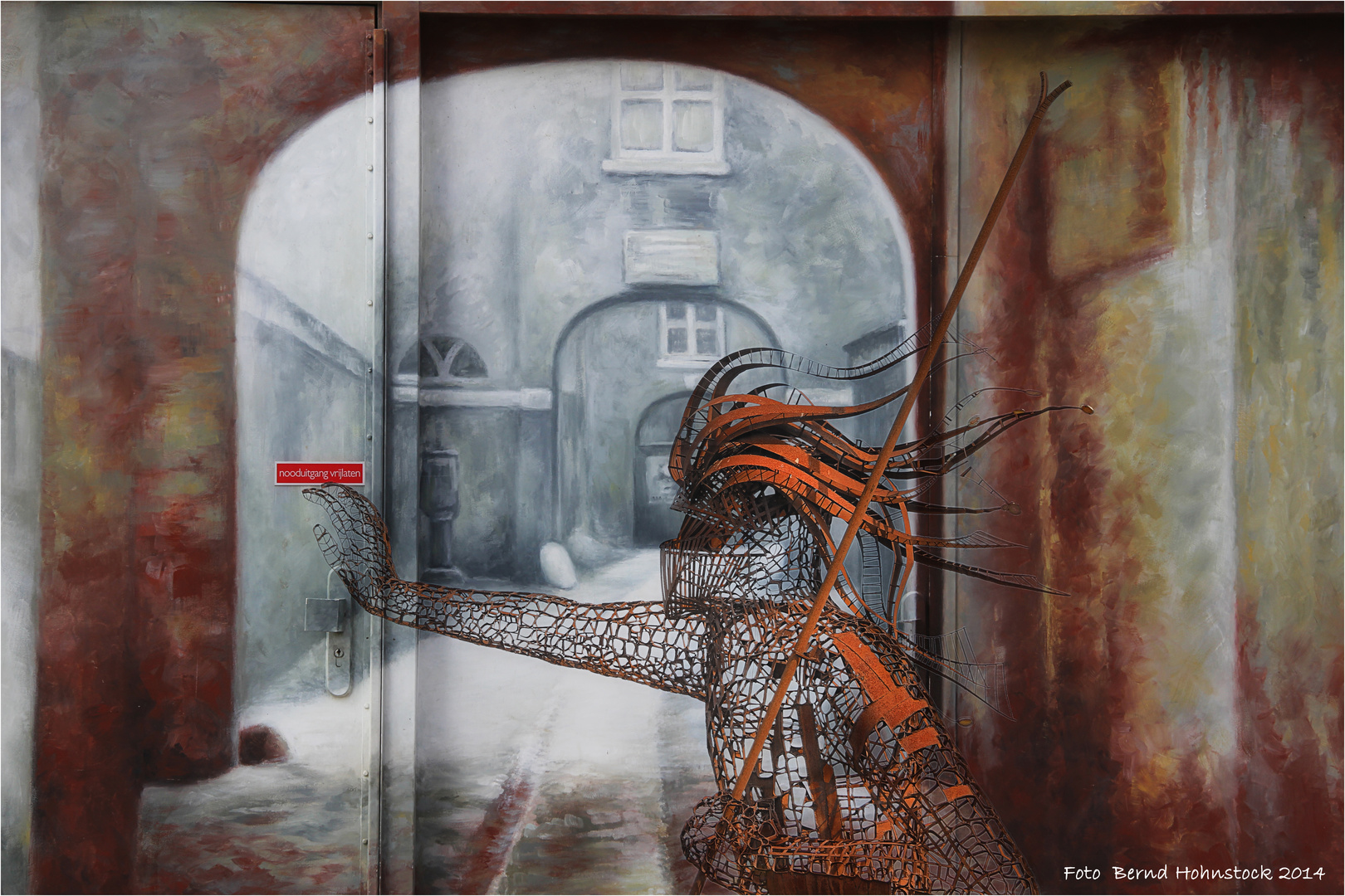 Venlo Kunsteindrücke ...... einer Stadt