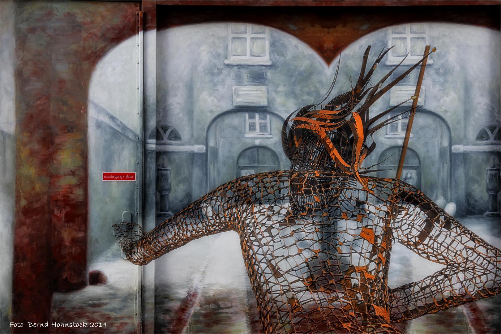 Venlo ....  Kunsteindrücke unserer Nachbarstadt