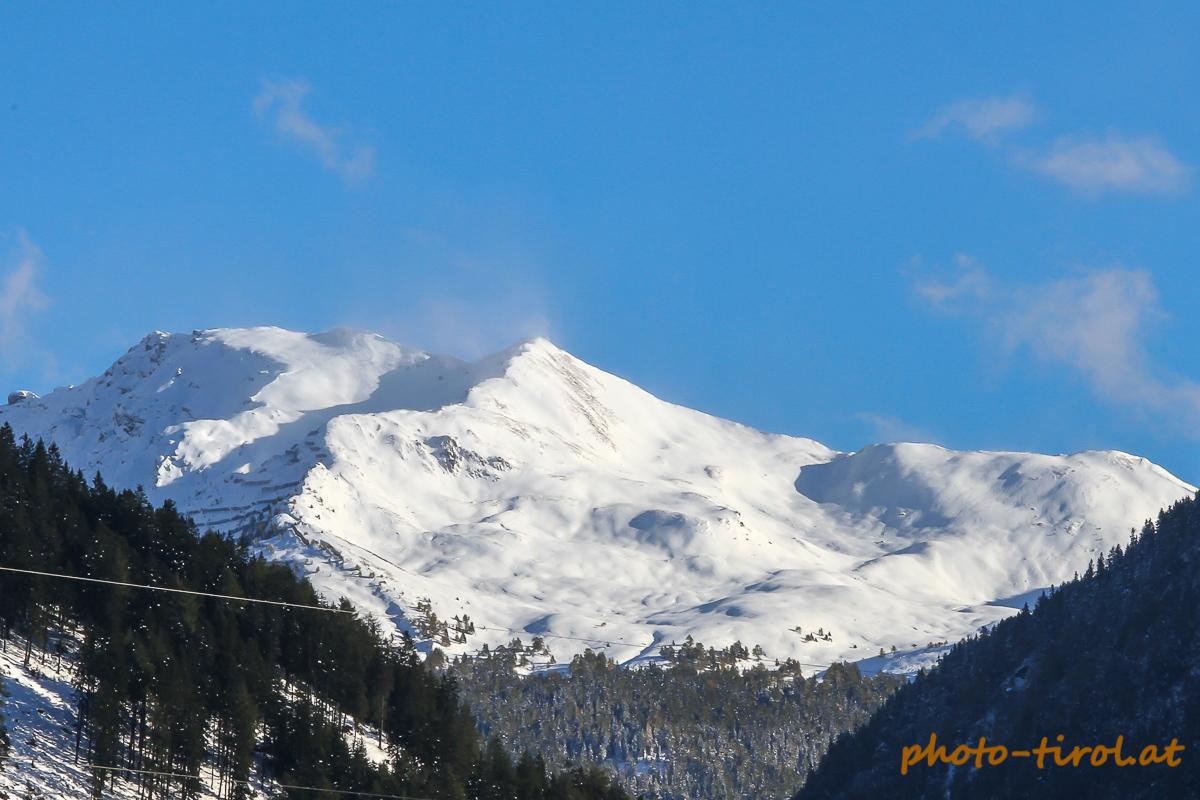 Vennspitze im Valsertal / Tirol