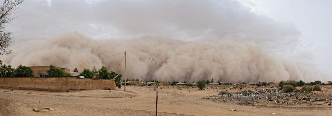 Vent de poussière