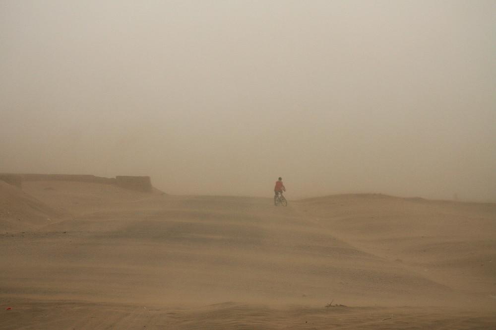 vent du désert