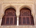 Ventanas de La Alhambra