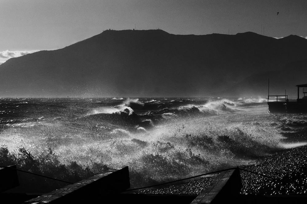 Vento sul mare