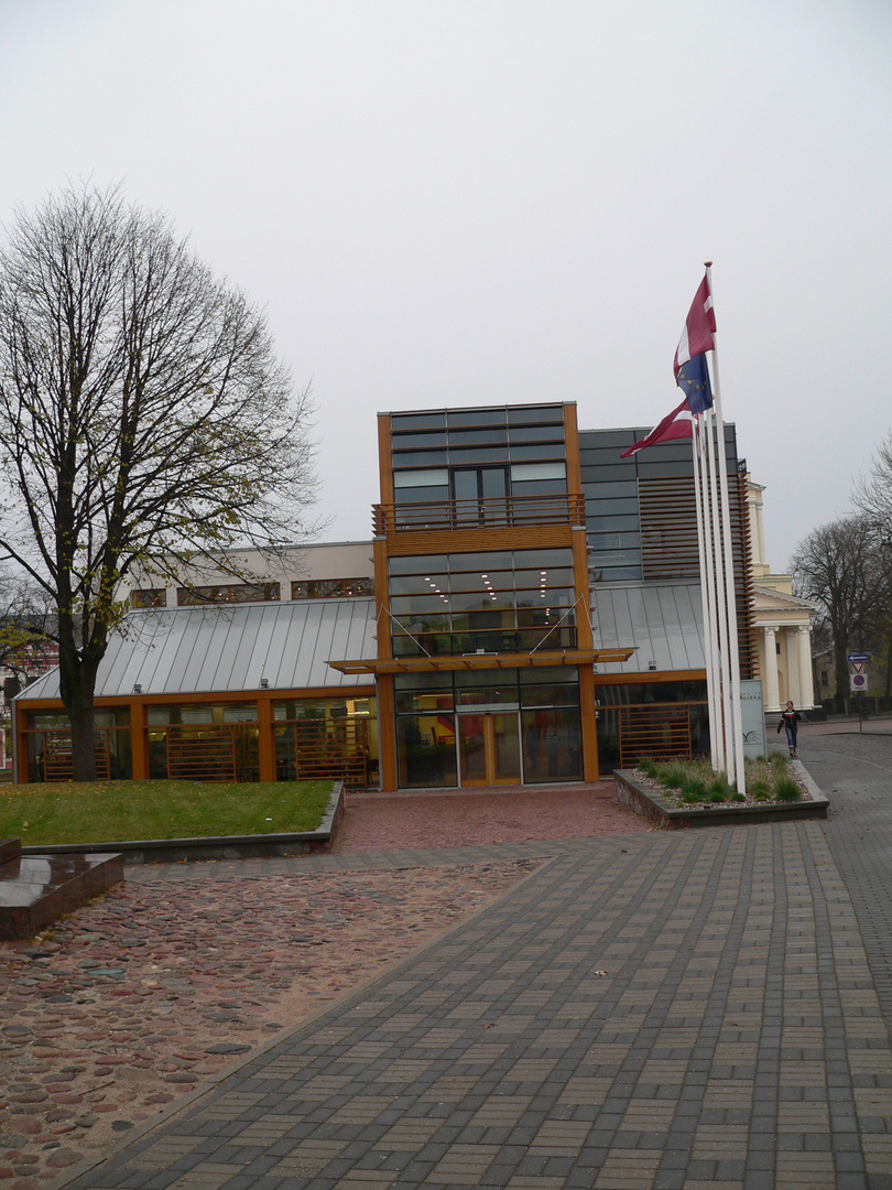 Ventspils - Stadtbibliothek
