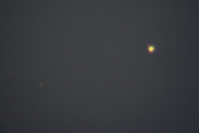 Venus & Merkur