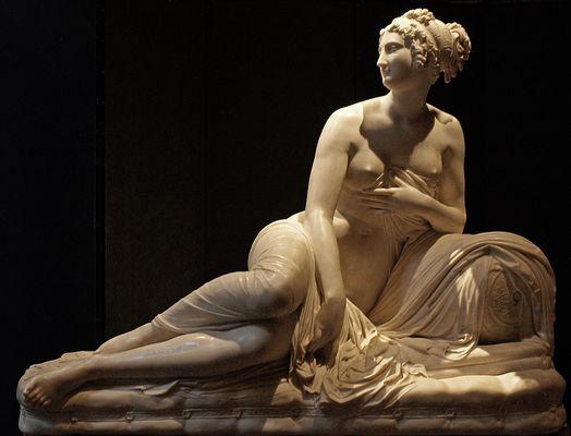 Venus pudica   --  Marchesi Pompeo, 1829  --  Fitzwilliam Museum, Cambridge