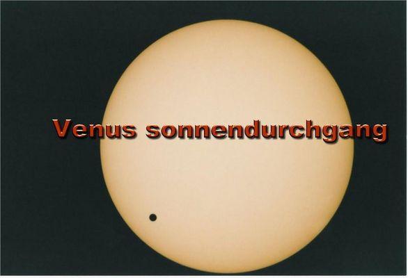 Venus Sonnendurchgang