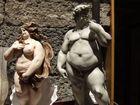 Venus und David geben sich die Ehre