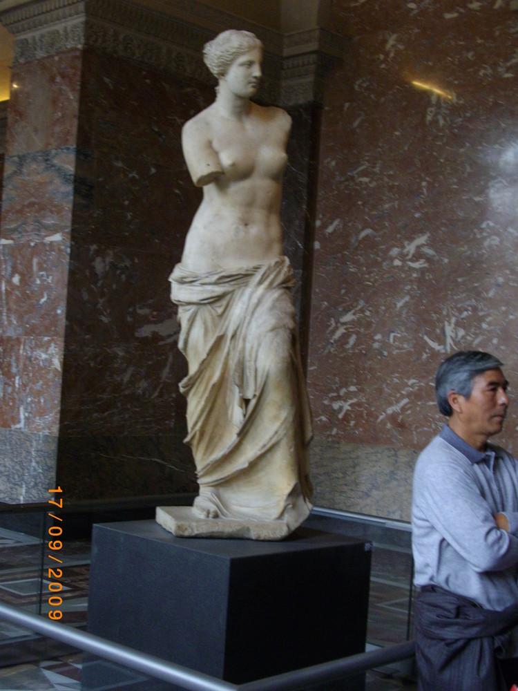 Venus von Milo Luvre Paris