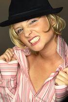 Vera - freches Girl - Kalender shooting 2008