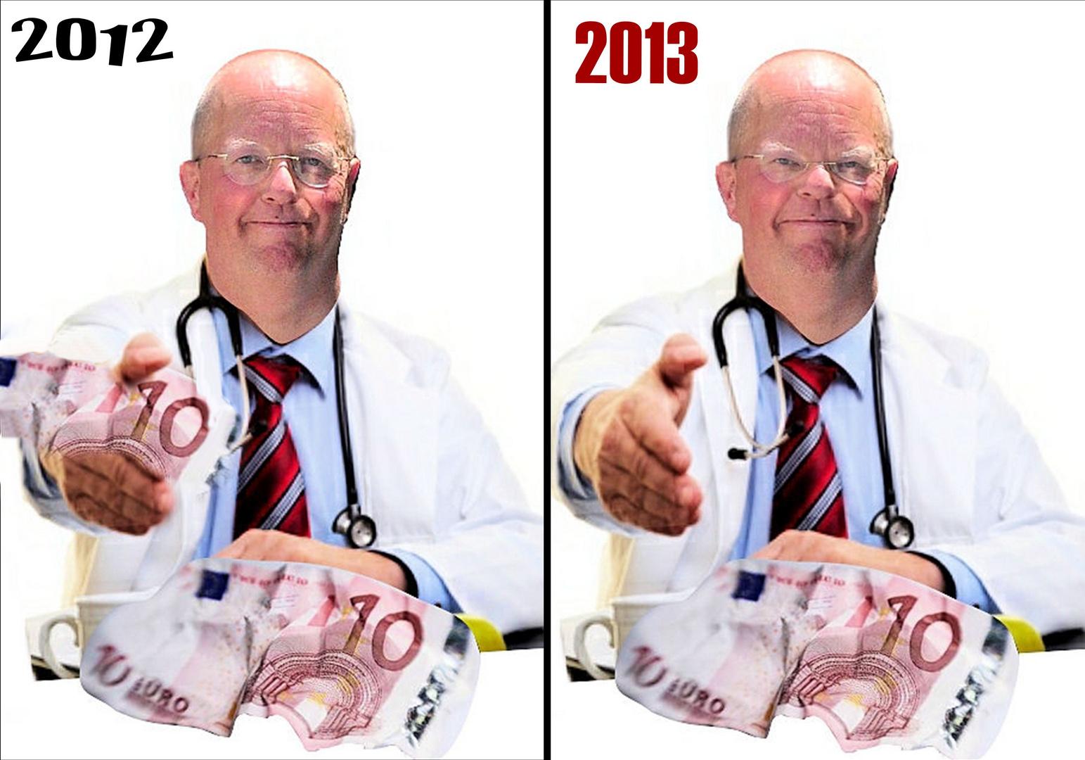 :.:.: Veränderungen 2013 :.:.: