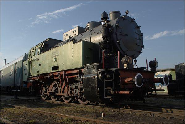 Veranstaltungshinweis für Eisenbahn- und Oldtimerfreunde!