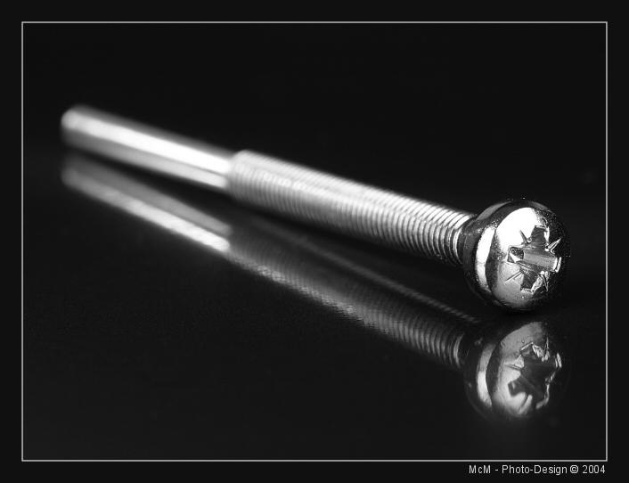 Verbindungselement - Schraube #2