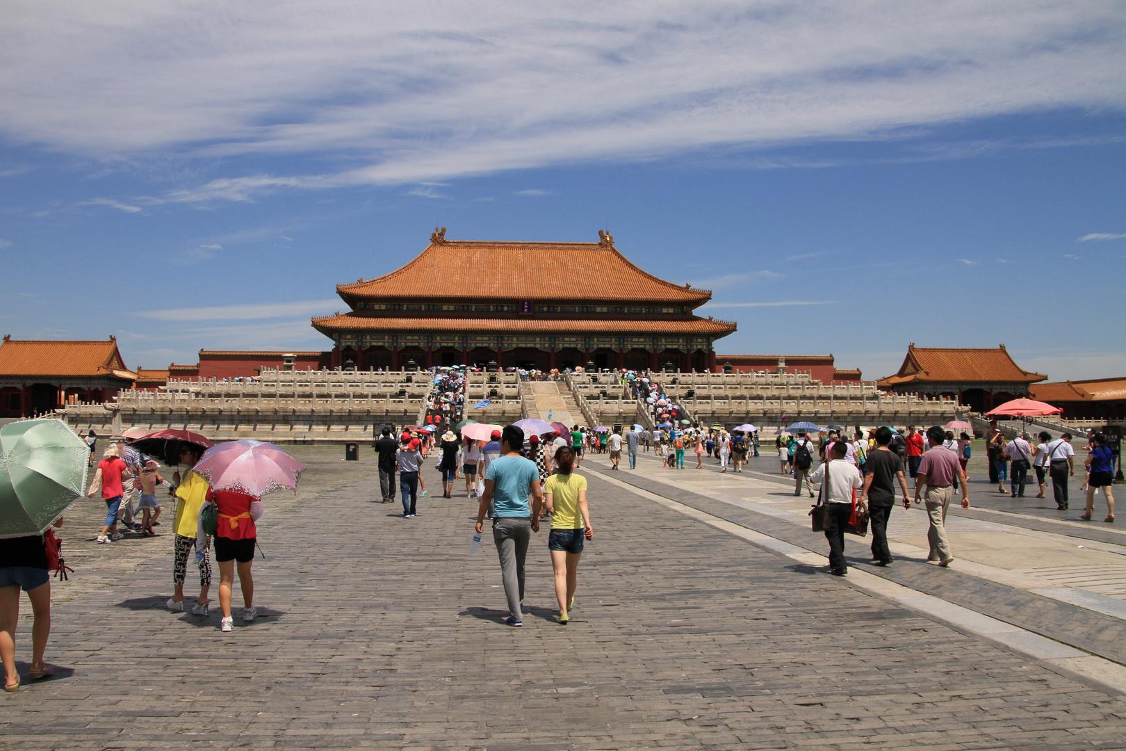 Verbotene Stadt 1 - Peking