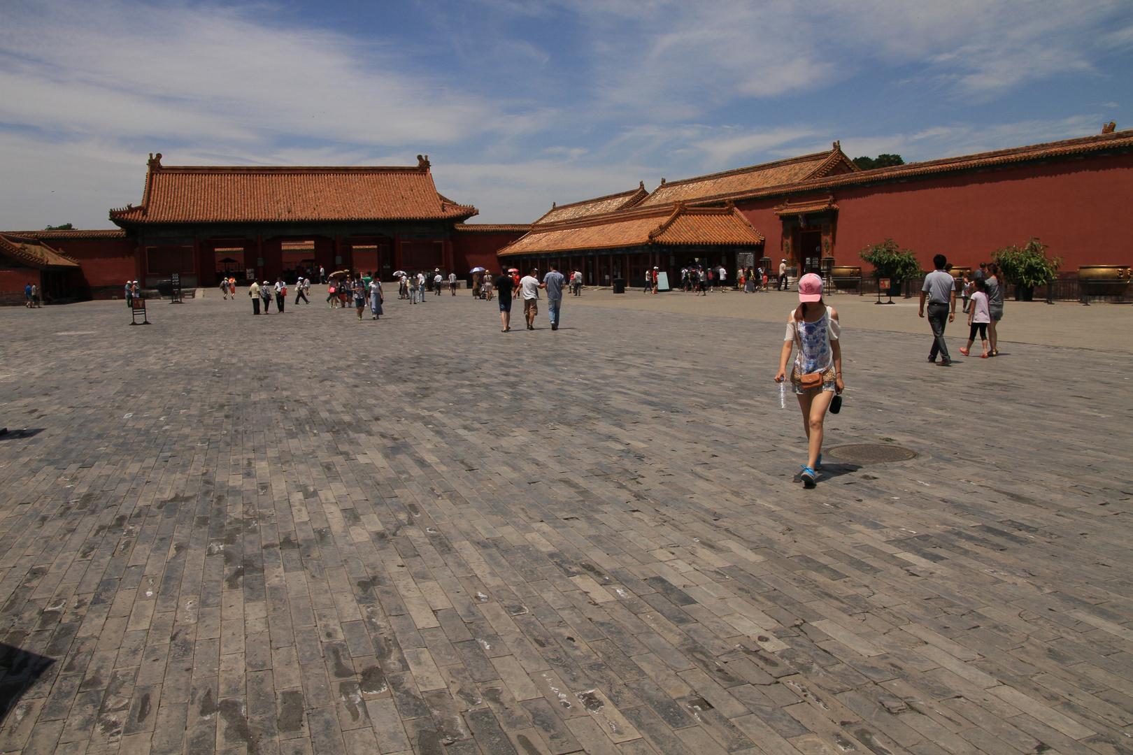 Verbotene Stadt 2 - Peking