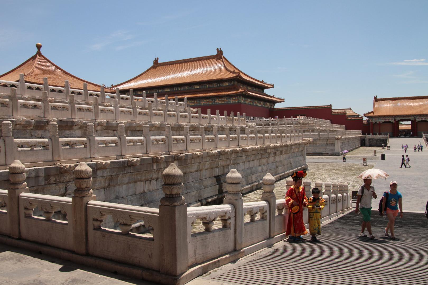 Verbotene Stadt 3 - Peking