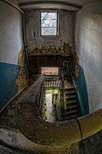 Verbotene Stadt - Treppenhaus 2