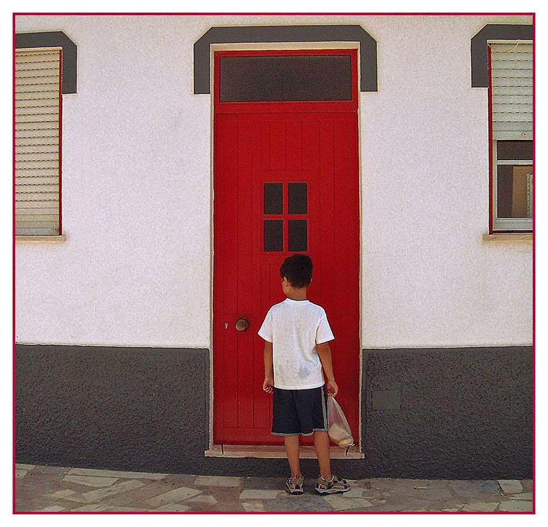 Verbotene Tür ?