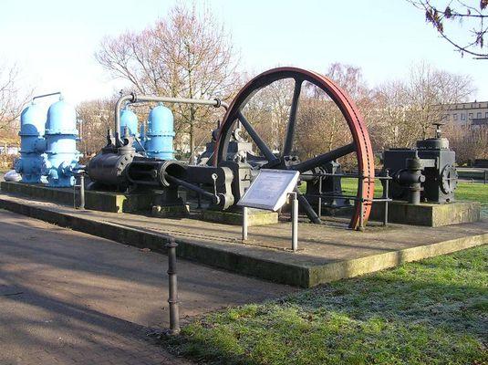 Verbunddampfmaschine Bj. 1896