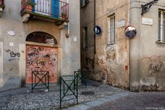Vercelli, Via San Michele