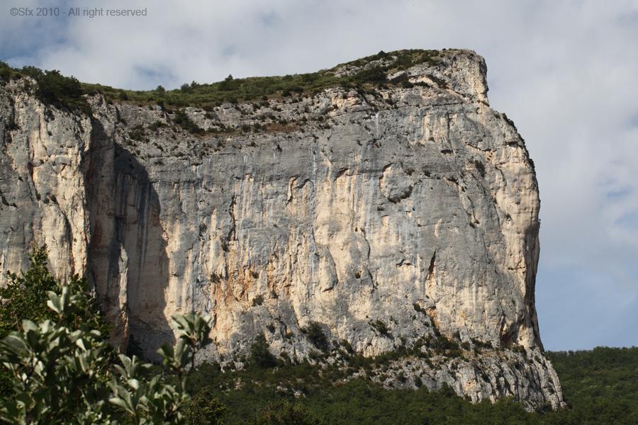 ...Vercors (versant Drôme) (B)...