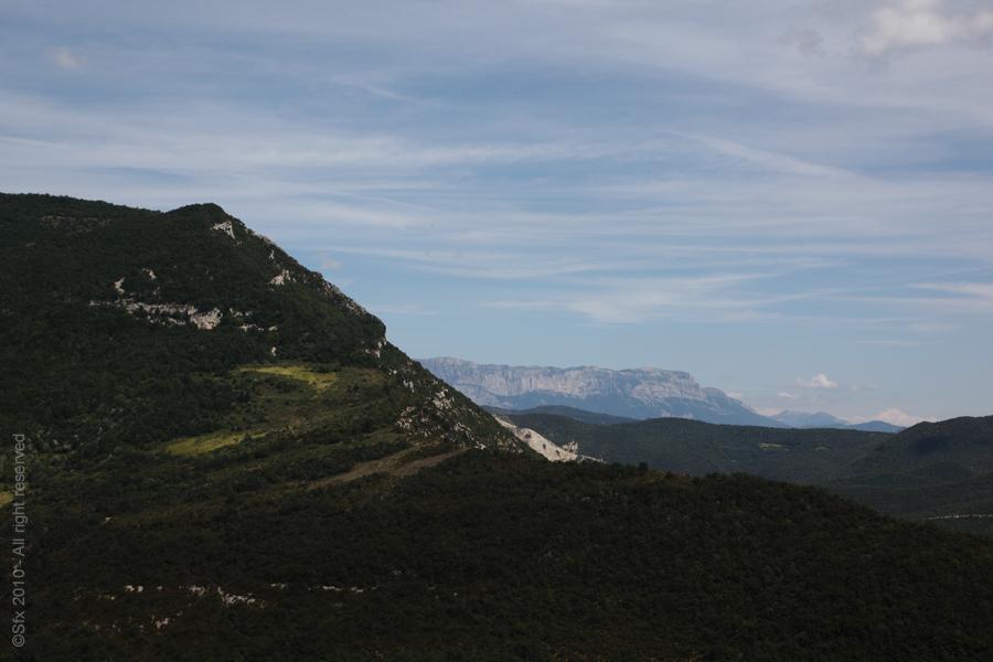 ...Vercors (versant Drôme)...
