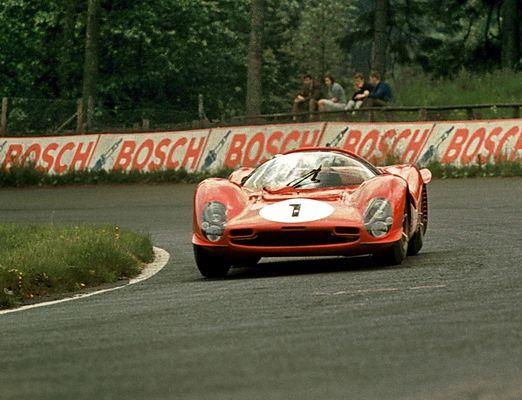 Verdammt lang her 1    ----------                             1966 Nürburgring