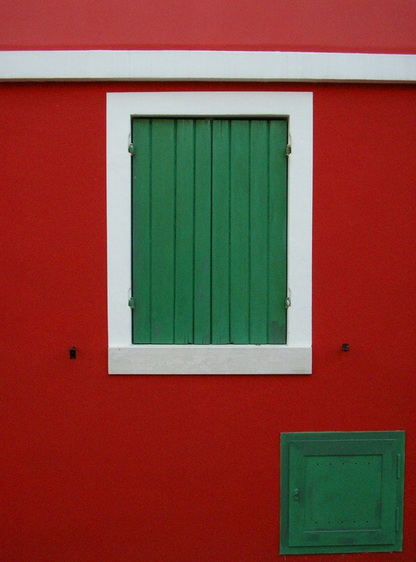 Verde, rosso, bianco