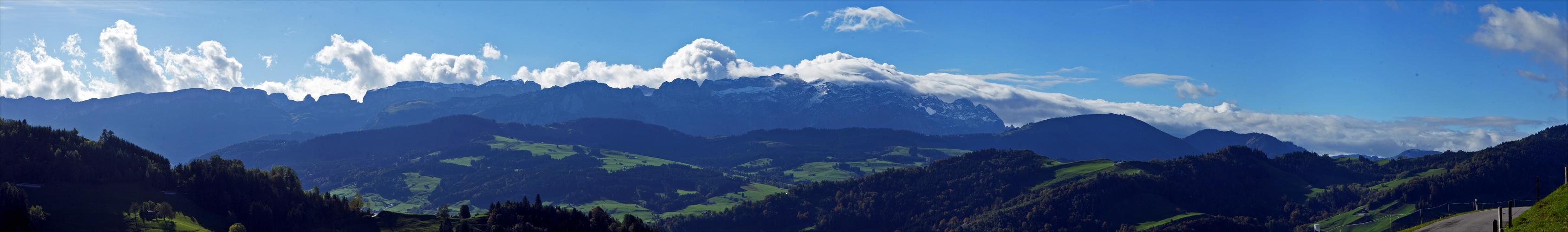 Verdeckter Alpstein